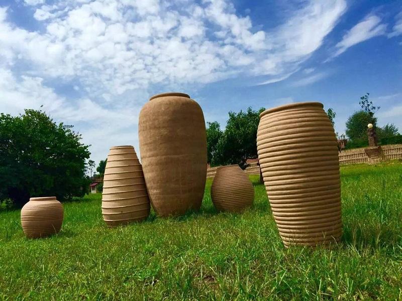 富平国际陶艺博物馆群风情