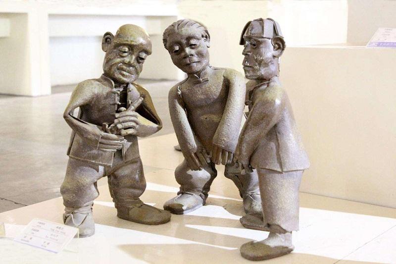 富平国际陶艺博物馆群陶艺作品
