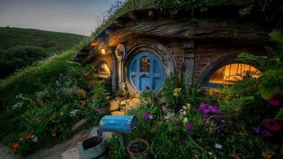 世界上最美的村庄——新西兰霍比屯(图)