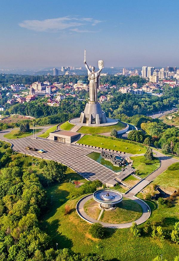 基辅的胜利女神像