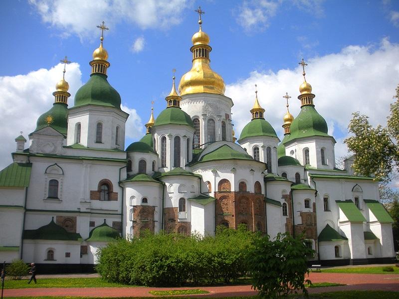 基辅圣索菲亚大教堂