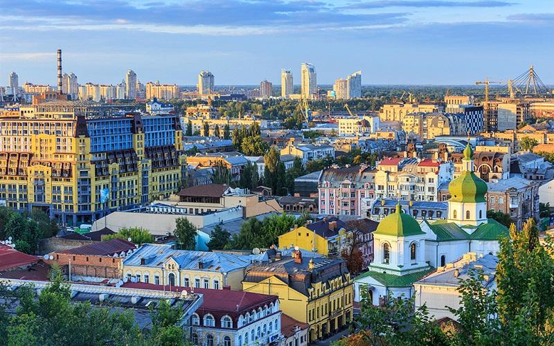 美丽的乌克兰基辅