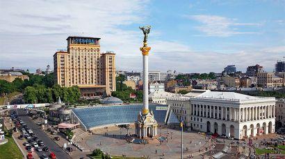 山美水美人更美的乌克兰(图)