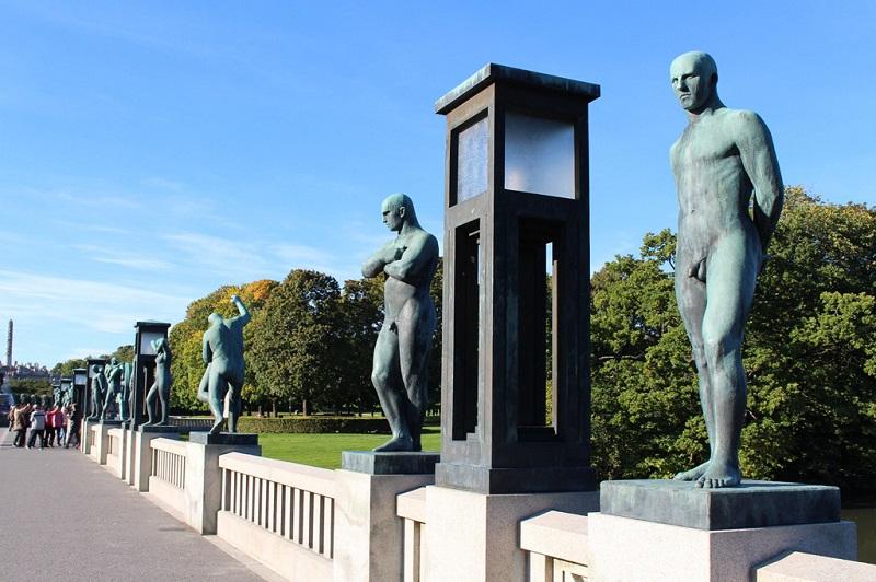 奥斯陆雕塑公园