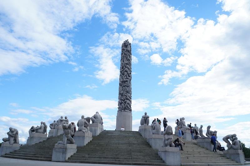 奥斯陆维格朗雕像公园