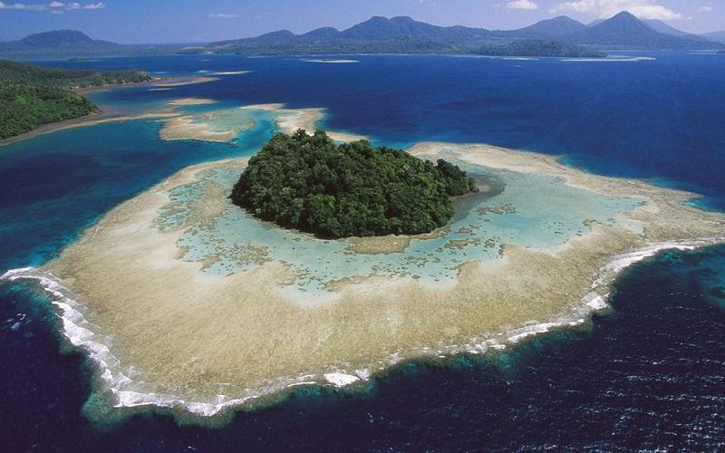 巴布亚新几内亚 新不列颠岛