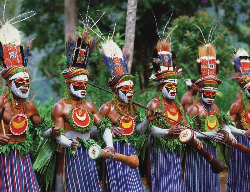 巴布亚新几内亚男人