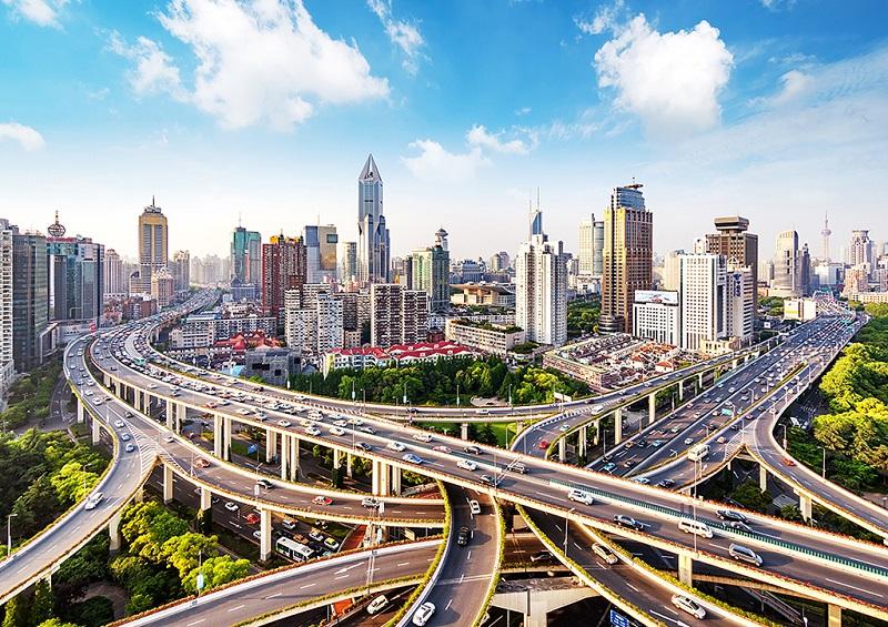 上海立体交通网