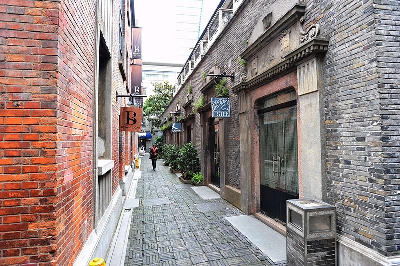 上海石库门建筑
