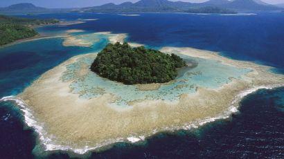 天堂鸟之国——巴布亚新几内亚(图)