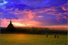 与肃杀隆冬绝缘 泰国的秀美风光与民俗摄影欣赏