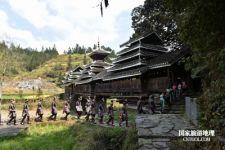 贵州从江:民族文化进校园 地方特色放光彩(图)